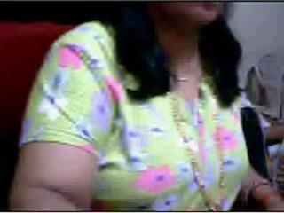 Bihari Aunty Boob Press