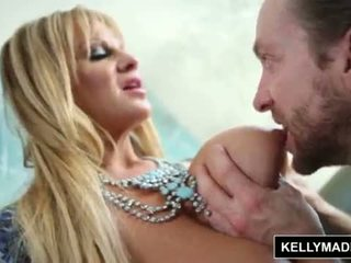 "KELLY MADISON - Blue Lingerie Seduces Her Man <span class=""duration"">- 12 min</span>"