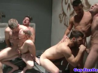 hottest groupsex any, any gay fun, great muscle