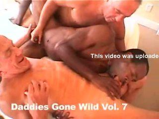 Γκέι πατερούλης και γριά άνθρωπος συλλογή βίντεο