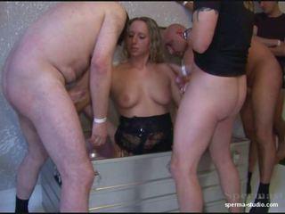 Extrém creampies & cumshots - szexi natalie t2-rv: porn e1