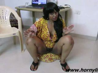 Sexy Interview With Indian Babe Lily