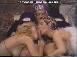 Barbara Dare, Nina Hartley, Erica Boyer In Classic Porn Site
