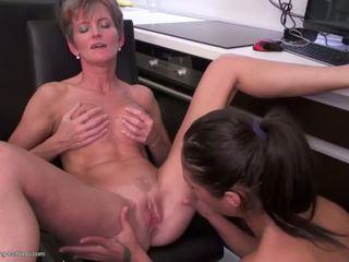 lesbians watch, nice grannies best, matures