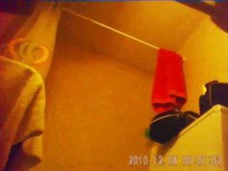 voyeur, shower see, hidden cam nice