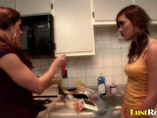 Francesca Le and Melanie Rios explore pleasures <span class=duration>- 24 min</span>