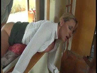 Mom Stuck and Friend Sons Take Advantage, 475454