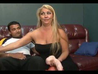 Imwf Indian Salesman Bangs White Cougar, Porn be