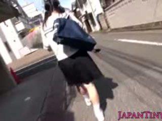ιαπωνικά, μεγάλα βυζιά, fingering, teen