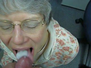Oma liebt warmes sperma im mund, フリー ポルノの c7