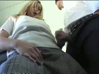 fată, uniform, xvideos