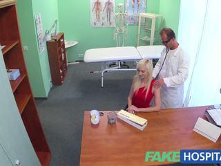 Fakehospital ぬれた と ワイルド blondes