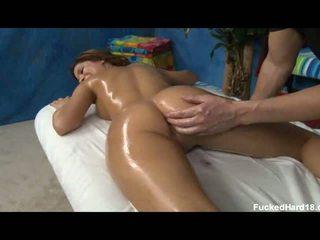hq апликатура, масаж хубав, онлайн намазан с масло гледайте