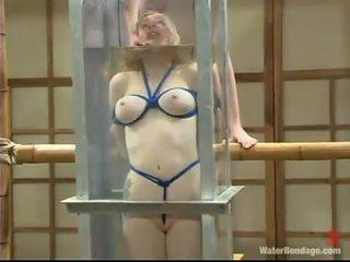 Adrianna nicole appreciates being drowned a got laid o a zkurvenej hračka