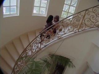 Jennifer Avalon & Mocha - Threesome by the Piano: Porn 31