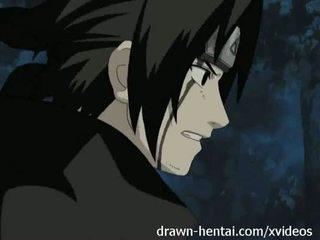 Naruto hentaï - double penetrated sakura