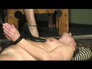 Juicy Mistress Fooling Around with an Older Slave: Porn 0b