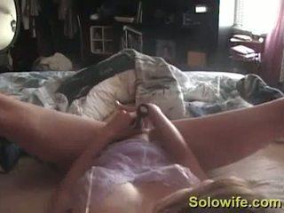 voyeur, masturbācija, dildo, amatieris