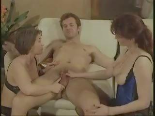 Mature Family Group Porno
