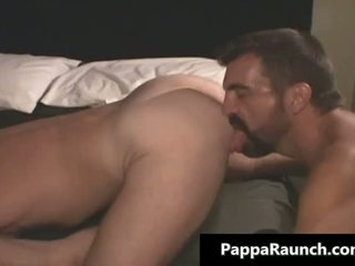 y-ung dude takes stiff gay rod up the