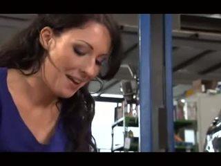 Duits mechanic gets afrukken