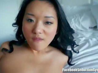 Alina Li First Porn