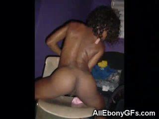 Hot Teen Ebony GFs!