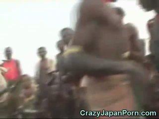 Japonská pohlaví v africa!