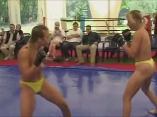 fresh submission real, more topless, catfight