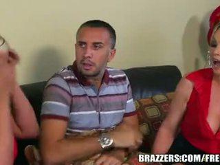 brazzers, threesome cea mai tare, vedea sub vânt tu