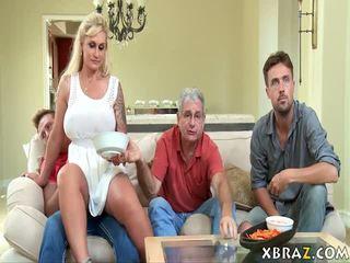 blondes, pornstar, i pjekur