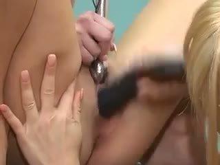Big Tits MILF Kandi Cox Seduces Young Valerie Herrera