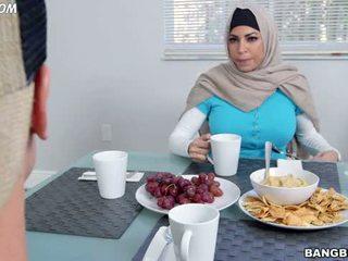 pipe, arabe, sœur