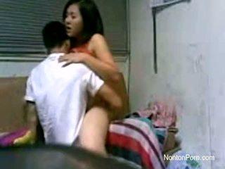 Jakarta couples fucking tại ký túc xá