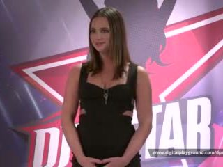 fun brunette full, hottest audition ideal, great strip new