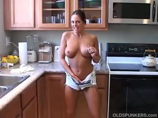 rated brunette free, hot cougar, new stacked most