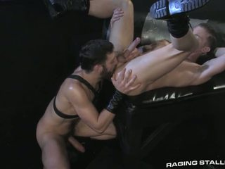 A Cock As Fat As Tommy S Barely Fits In James Tight Butt