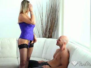 ओरल सेक्स बेस्ट, देखिए योनि सेक्स गाली दिया, कोकेशियान