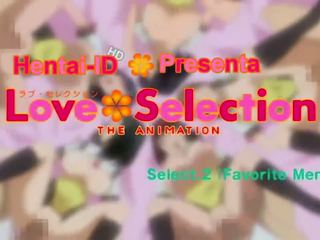 Love Selection The Animation 02 - SubEspañol