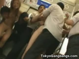 watch japanese hq, great group sex, public see