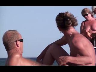 strand mer, krampetrekninger sjekk, kuk suger
