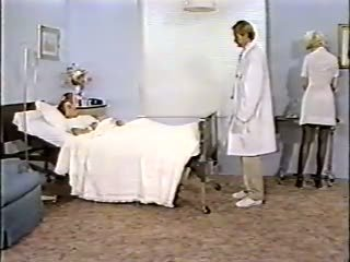 Doctor On Duty, Patient On Ducks, Nurse On Dick
