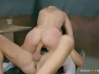 Brazzers - Nurse Ashley Fires Loves Rough Sex