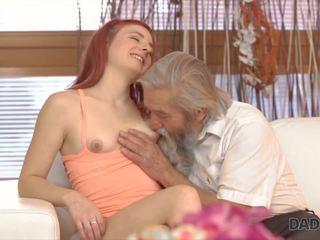 gruppen-sex, papa, älter