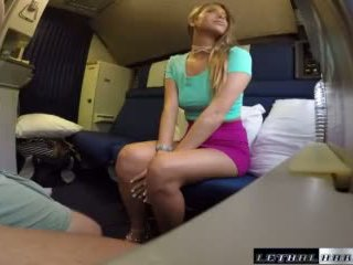 Sex on Trains - Almost Busted