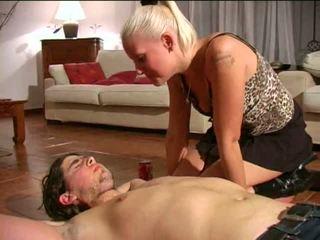 Spitting femdom: miễn phí ràng buộc, thống trị, tánh bạo dâm, khổ dâm khiêu dâm video e1