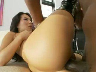 Lex steele & asa akira impresionante anal