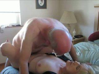 Zreli par spolne intercourse