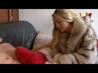 Fur Blowjob: Free Blonde HD Porn Video 25