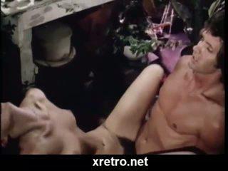 Ретро порно филм с lots на космати путка